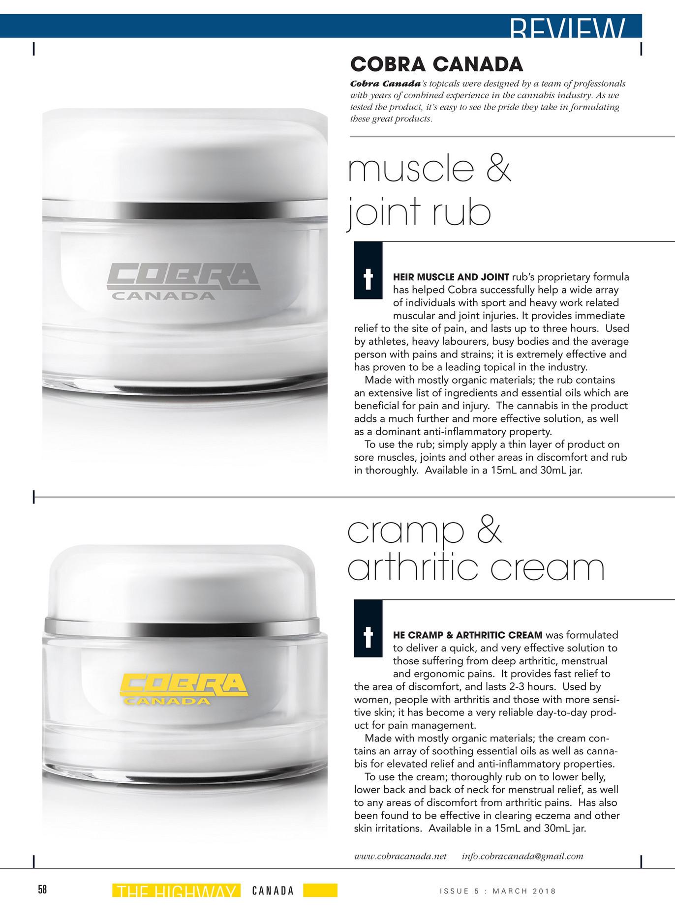 Cramp-And-Arthritic-Cream-Cobra-Canada-Cramps-And-Arthritis-THC-Cream-2